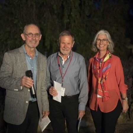 Paul Selwood, Peter Tilley, Michele Myers