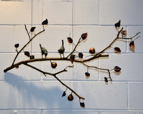 Annie Herron The Birds on the Branch