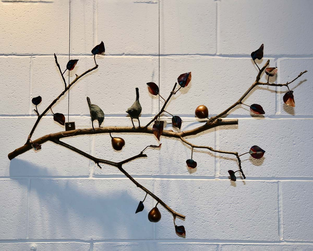 The Birds on the Branch