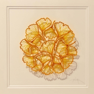 Meredith Woolnough Nature Study 4 Ginkgo Circle