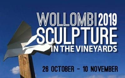 Wollombi 2019 Sculpture in the vineyards