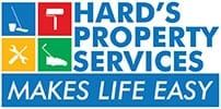 Supported by Hard's Property Services - Makes Life Easy