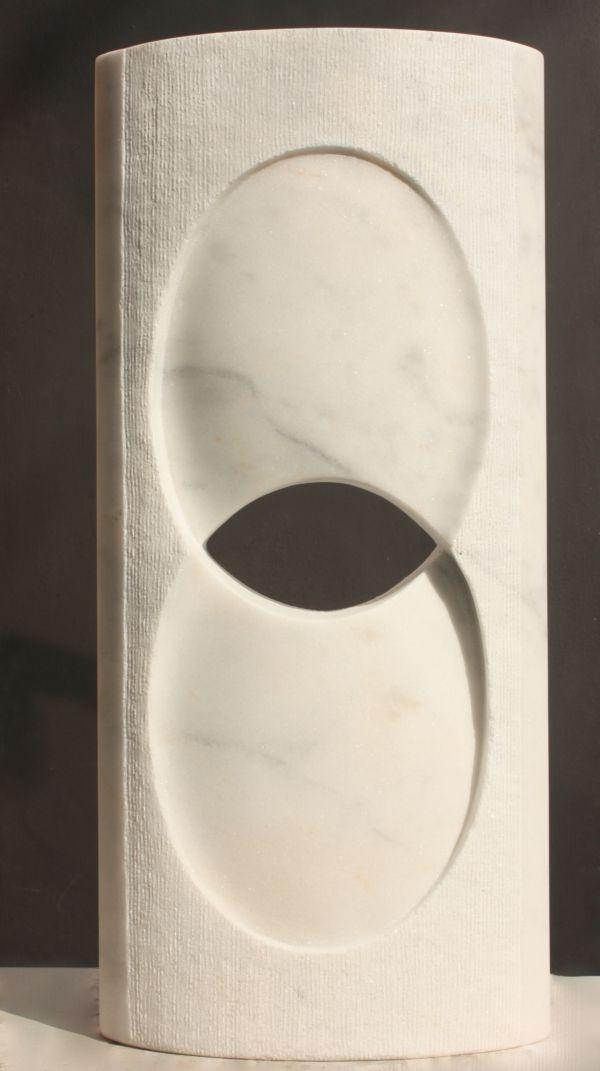040-1 Scott Ingram Doors of Perception Unique marble Indoor 2021