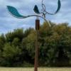 043-3 Rudi Jass Circles 2 Unique stainlesssteel Garden 2021