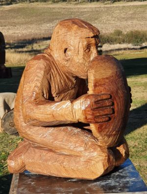 051-1 Stephen King Shielded II  timber Garden 2021