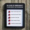 083-2 Michael Pederson In case of emergency 1of10 wood Indoor 2021