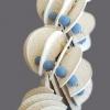 086-2 Kay Pittelkow The Wave Unique ceramic Indoor 2021