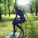 100-1 Selena Seifert Fragmented Soul  mosaic Garden 2021