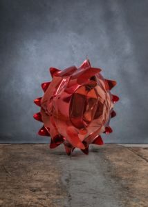 Allusive Object (in red)