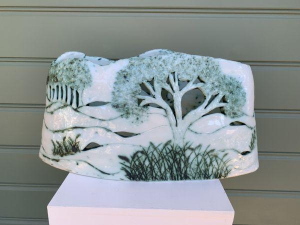 116-1 Sharon Taylor Gentle Hills Unique ceramic Indoor 2021