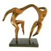 137-1 Michael Vaynman Rock'n'Roll  1of10 bronze Indoor 2021