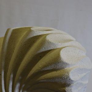 145-3 Bridget Whitehead Flourish  limestone IndoororGarden 2021